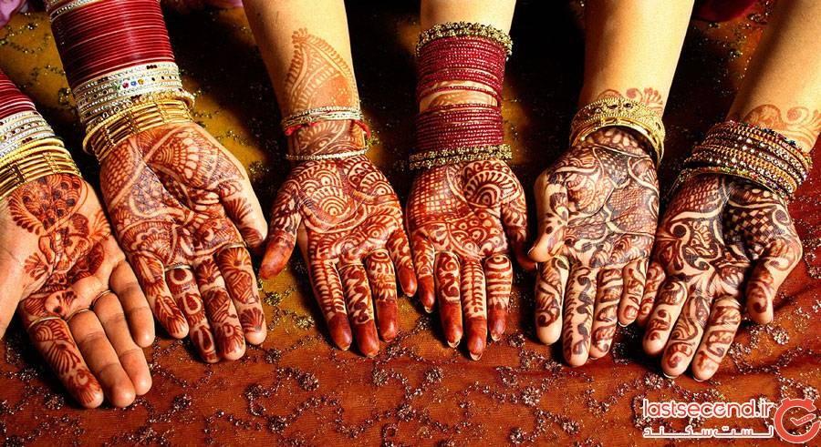 رسم عروسی در هند