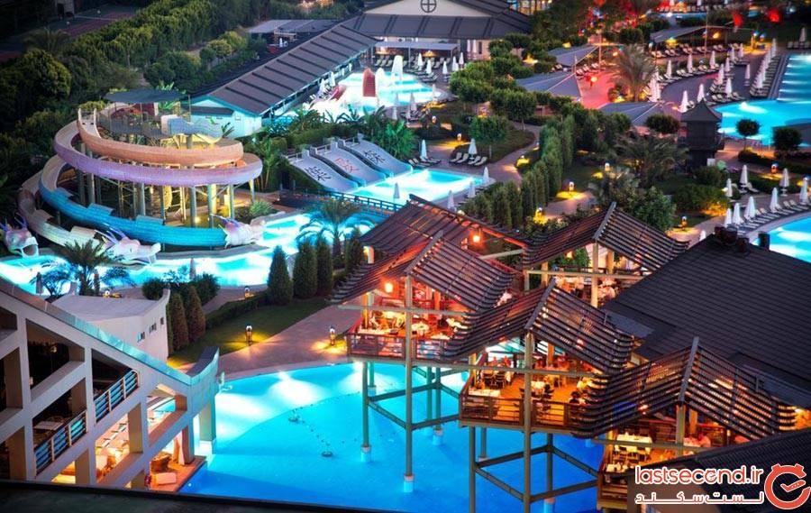 هتل لیماک د لوکس لارا (Limak Lara De Luxe Hotel)