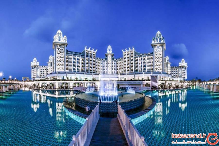 هتل گراندا لاکچری بلک (Granada Luxury Belek)