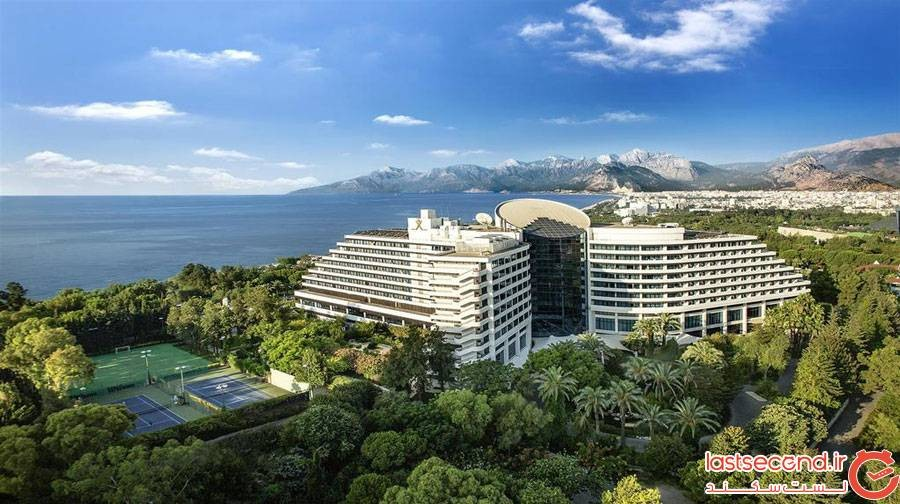 کلاب ریکسوس داون تون (Rixos Downtown Antalya)