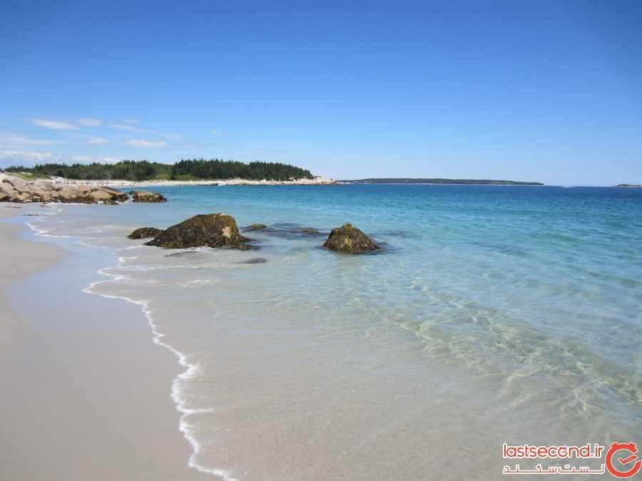 ساحل کریستین (Crescent)