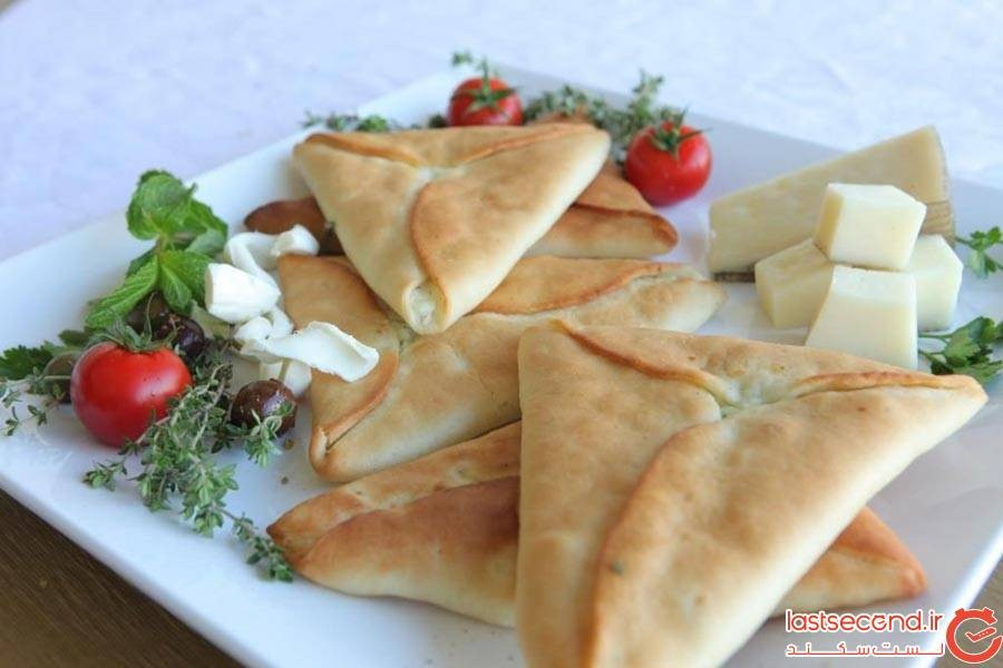 بورک پنیری ارمنستان