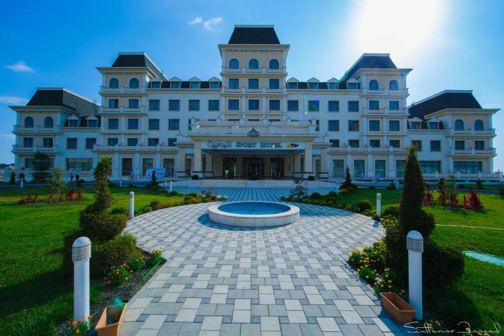 هتل قفقاز گابالا اسپورت