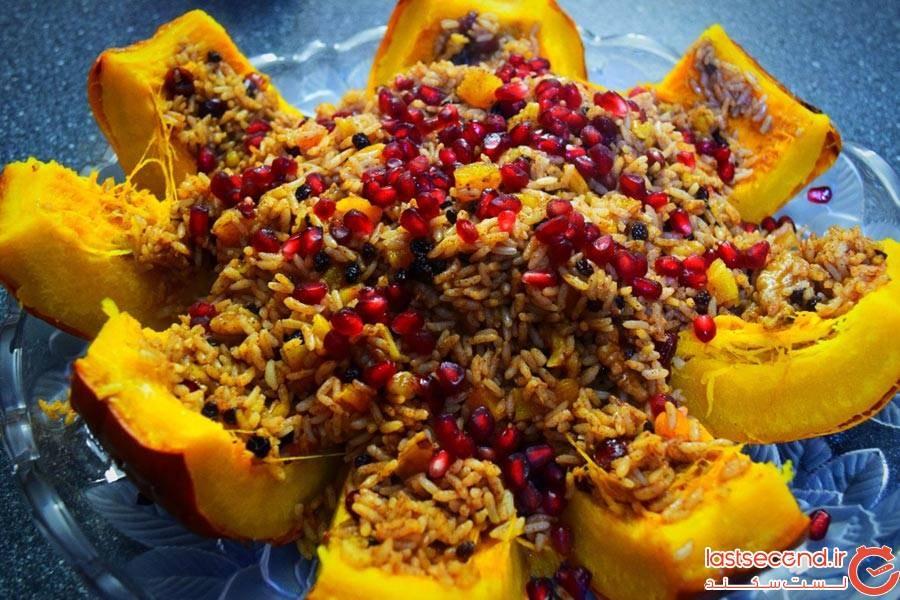 قاپاما غذای ارمنی