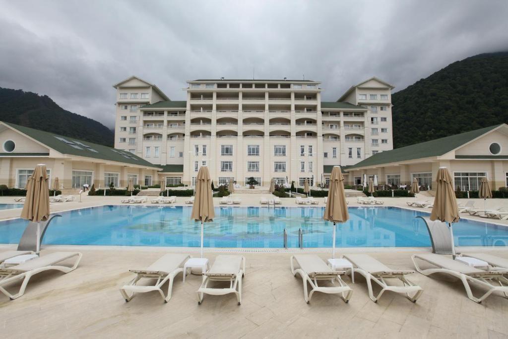 هتل قفقاز ریورساید ریزورت