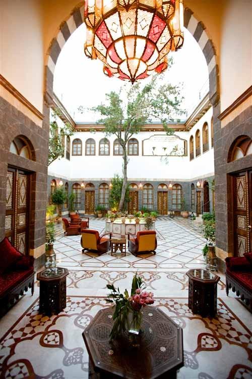 هتل بیت زعفران دو شارم