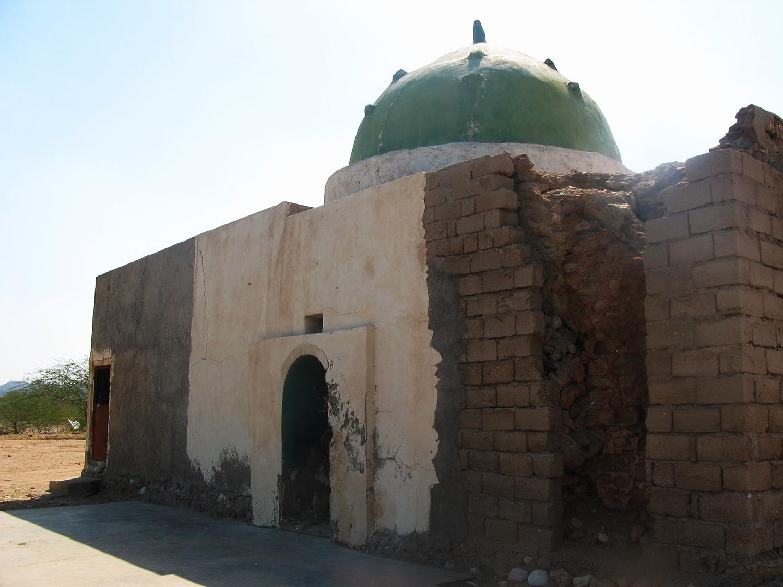 Shaikh Barkh Al Asvad Tomb