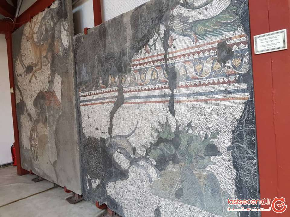 موزه موزاییک استانبول