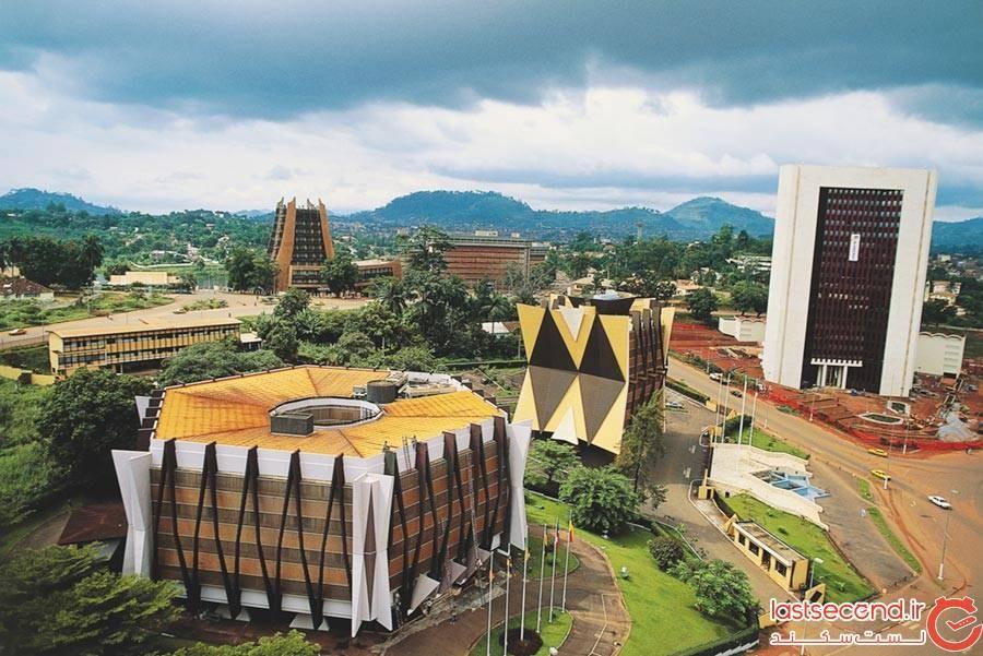 یائونده، زادگاه ساموئل اومتیتی در کامرون
