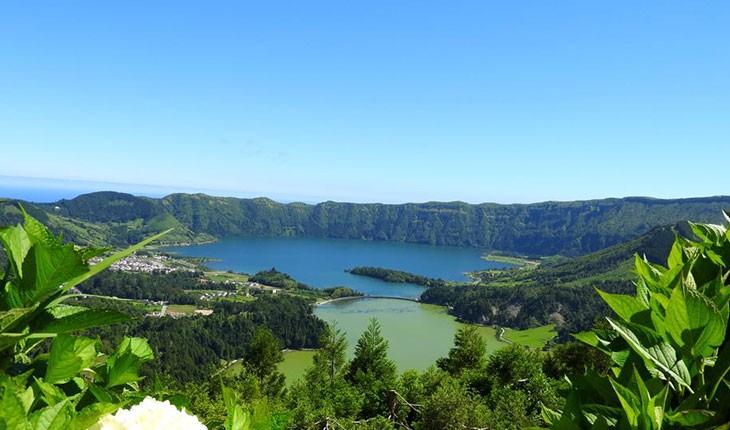 جزایر آزورز ( Azores ) ، بهشت پرتغالی ها به روی زمین 