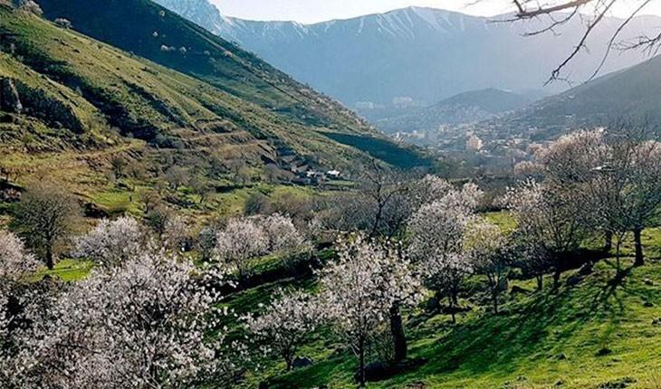 هجیج، روستای باقیمانده از کرمانشاه باستان