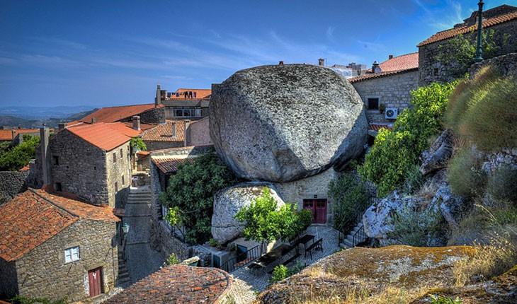 شهری در پرتغال که از عصر حجر بازگشته