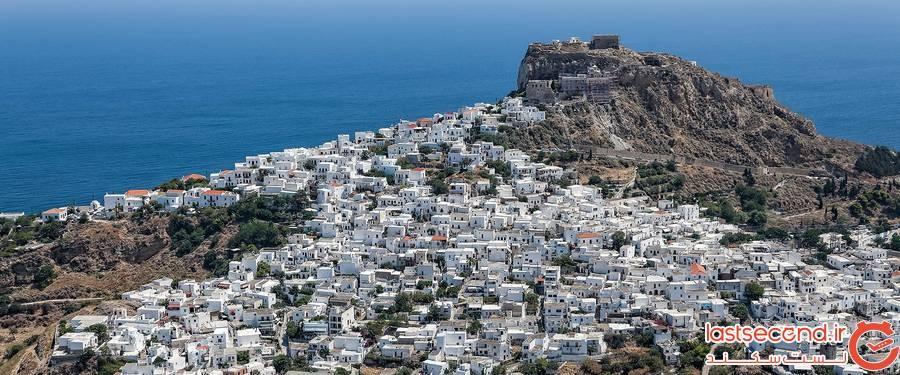 قلعه اسکروز Skyros یونان