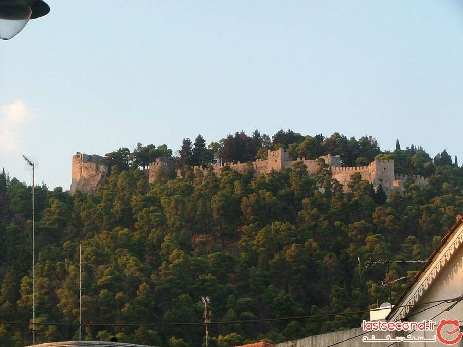 قلعه لپانتو، یونان مرکزی