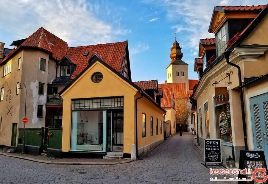 ویزبه (Visby)