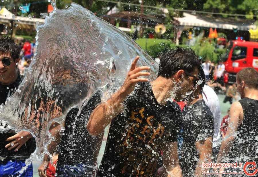اگر به ارمنستان سفر می کنید در این فستیوال ها شرکت کنید