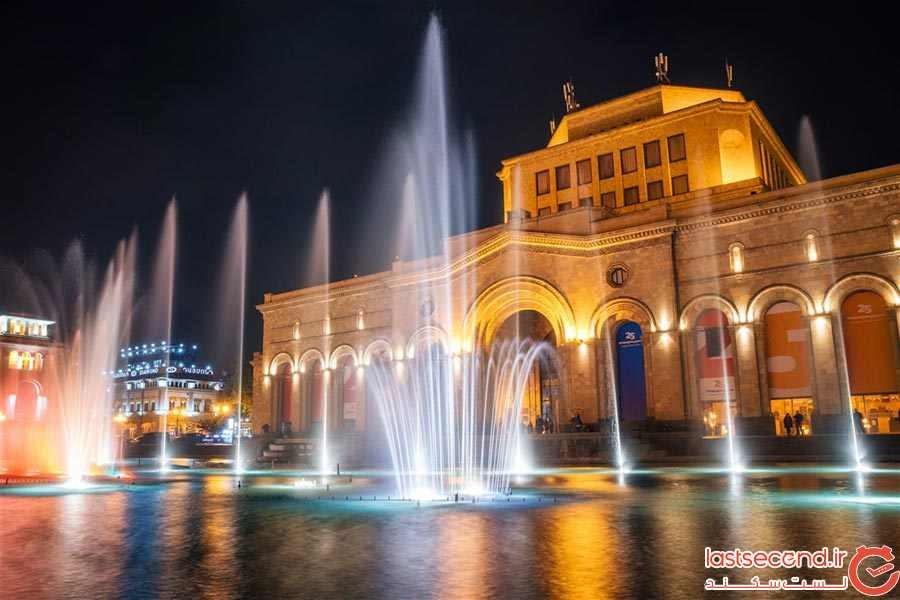 سفر به ارمنستان: دور ایروان در ۴۸ ساعت