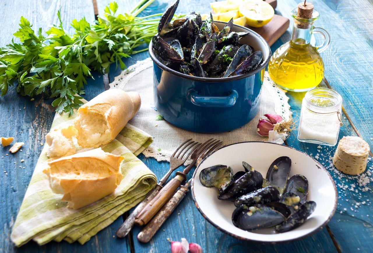 غذاهای محبوب در کرواسی