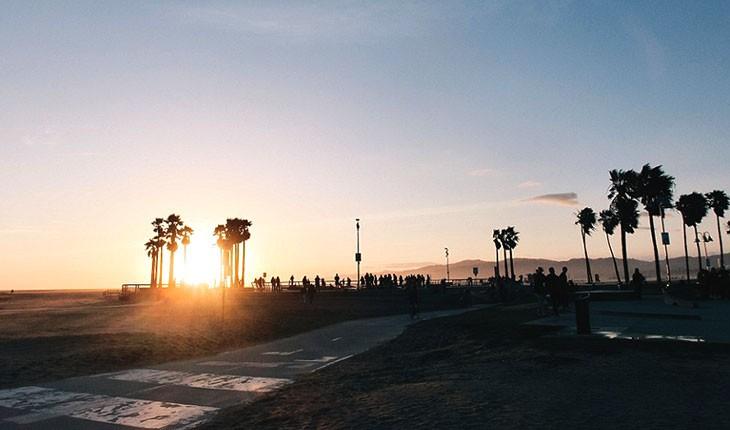 اینستاگرامی ترین غروب های آفتاب 