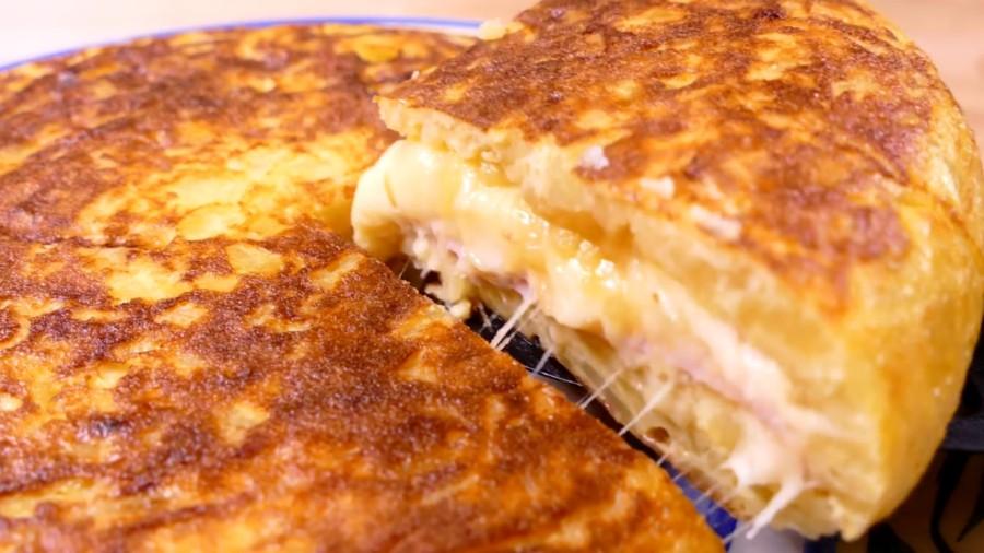 یک صبحانه هیجان انگیز اسپانیایی! امتحان کنید