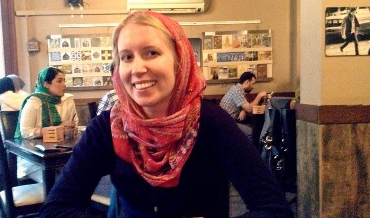 نظرات سیلویا، توریست آمریکایی درباره سفرش به ایران