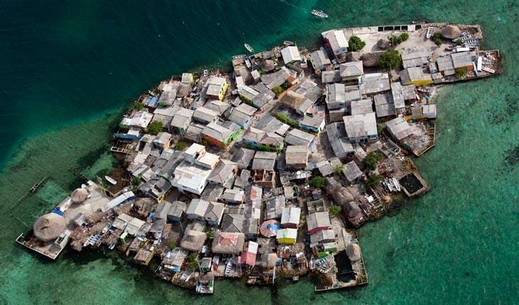 سانتاکروز، پرجمعیتترین جزیره ی دنیا!
