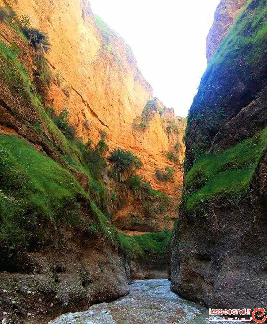 دره کول خرسان دزفول