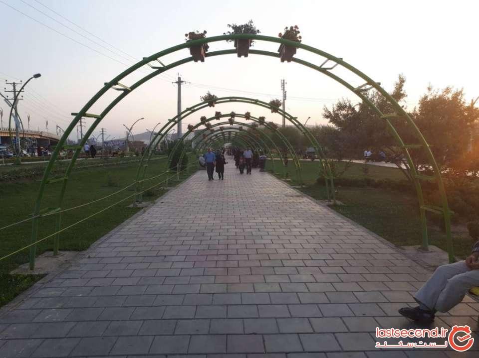 پارک گلرباغی ارومیه