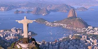 سفری به فراسوی آبها، کشور برزیل