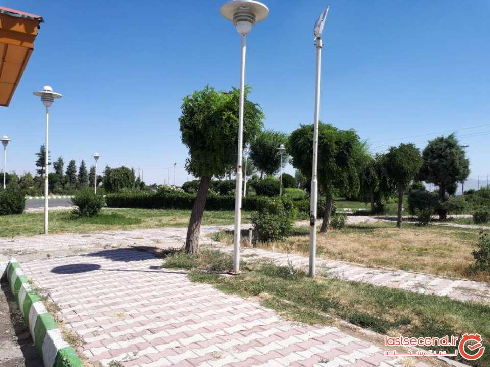 مجتمع بین راهی غزال اتوبان زنجان