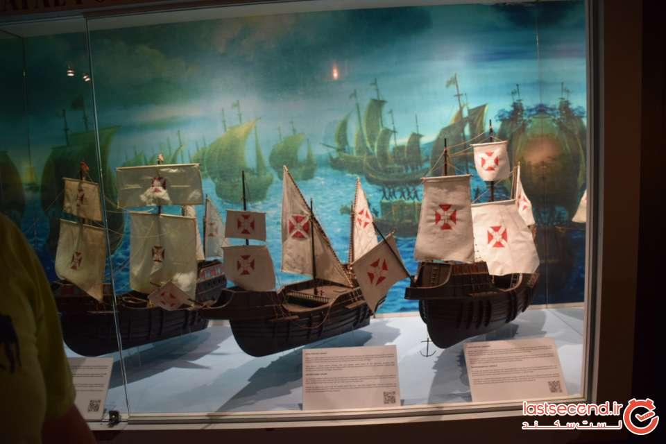 کشتی موزه در کوآلالامپور