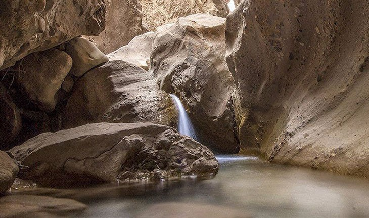 دره راگه، ناشناخته ای طبیعی در رفسنجان