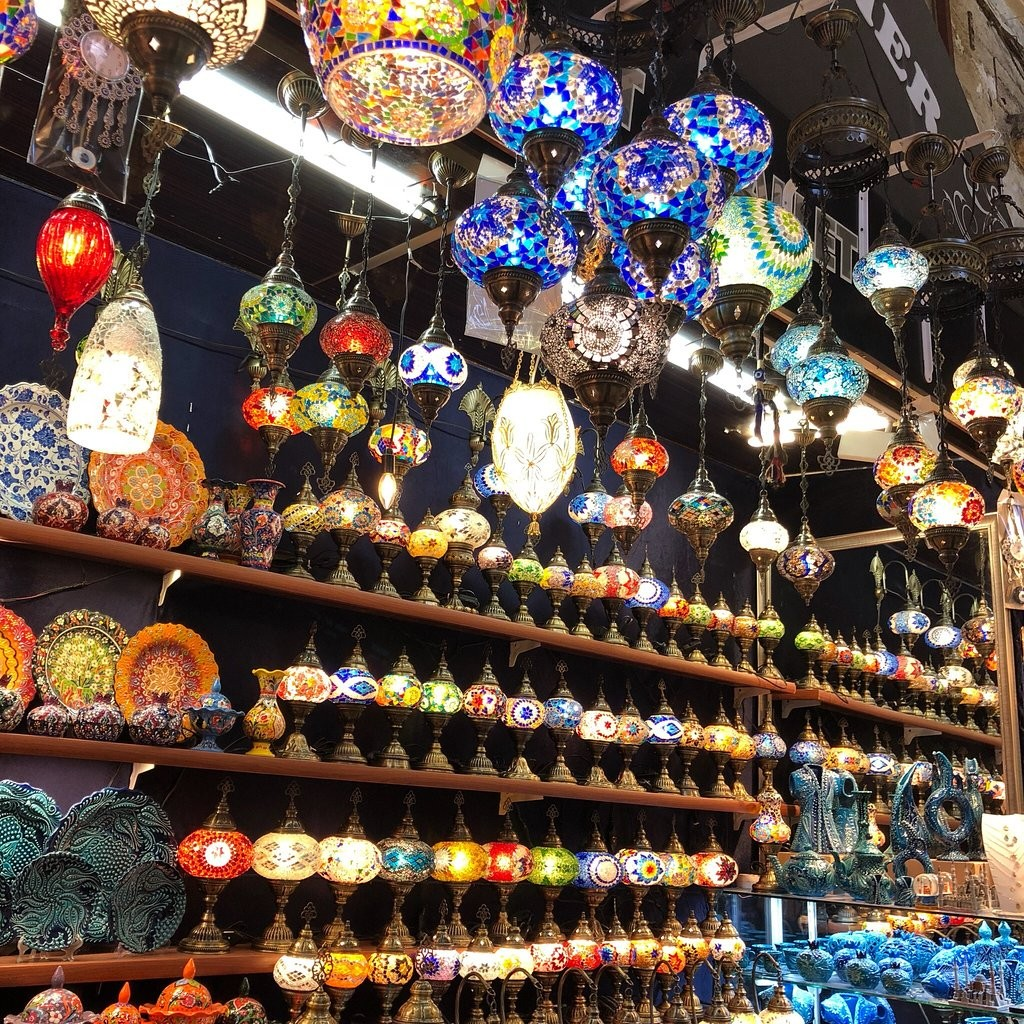 کاپالی چارشی (گرند بازار استانبول)