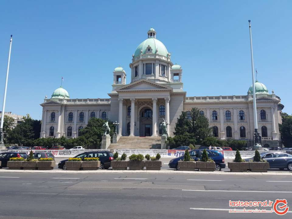 تصویر ساختمان پارلمان