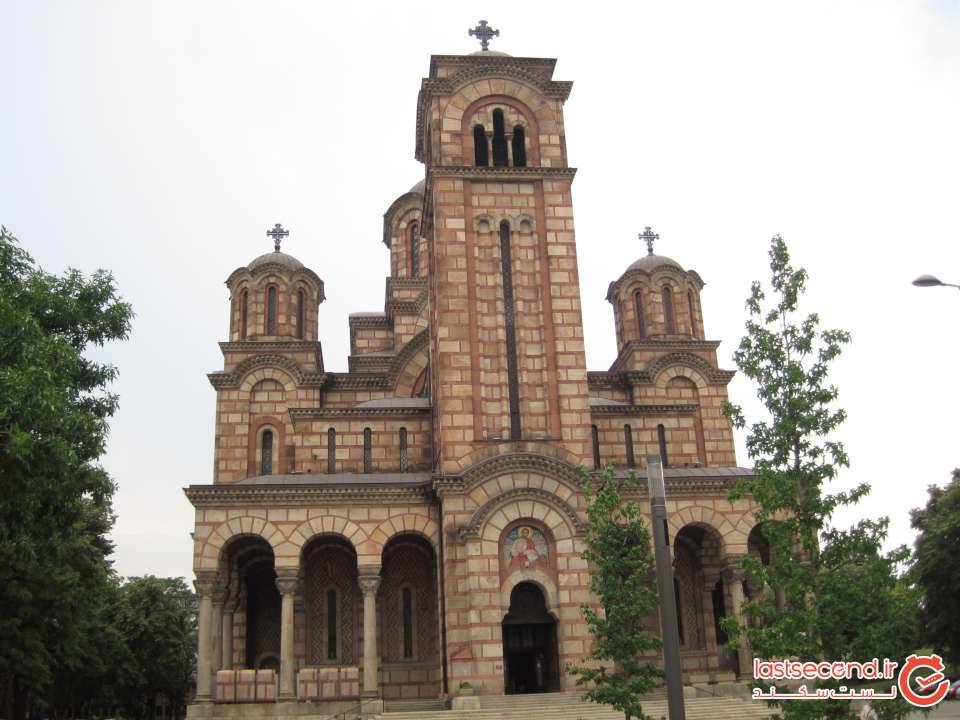 تصویر کلیسای Saint Mark