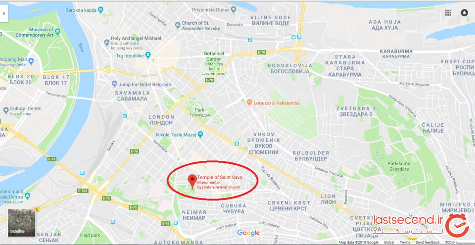 map-Temple of Saint Sava.png