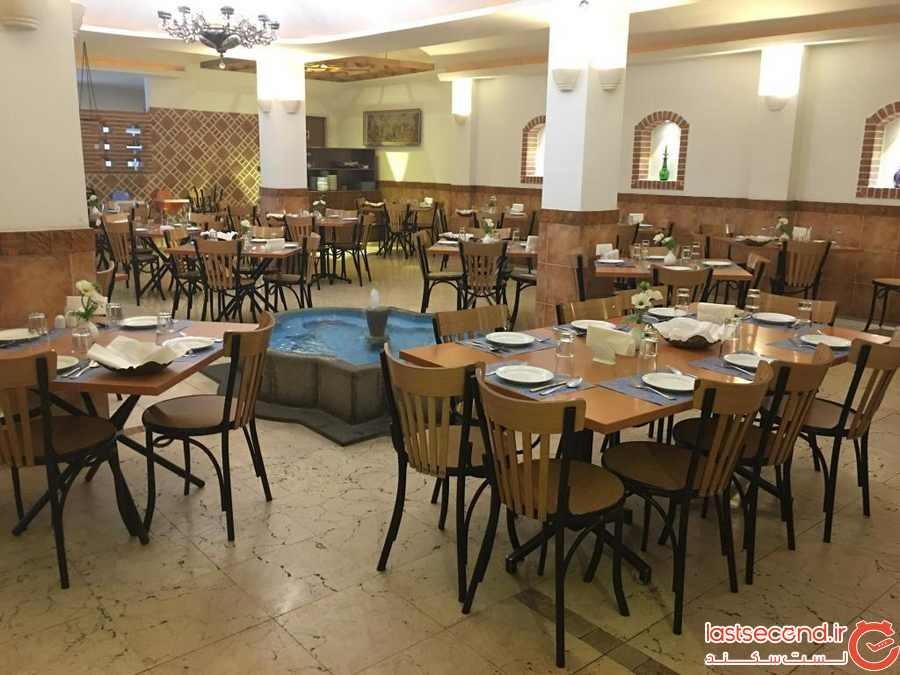 رستوران دلستان