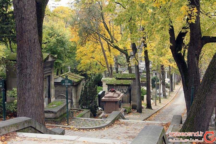 زیباترین قبرستان های دنیا که جاذبه گردشگری هستند