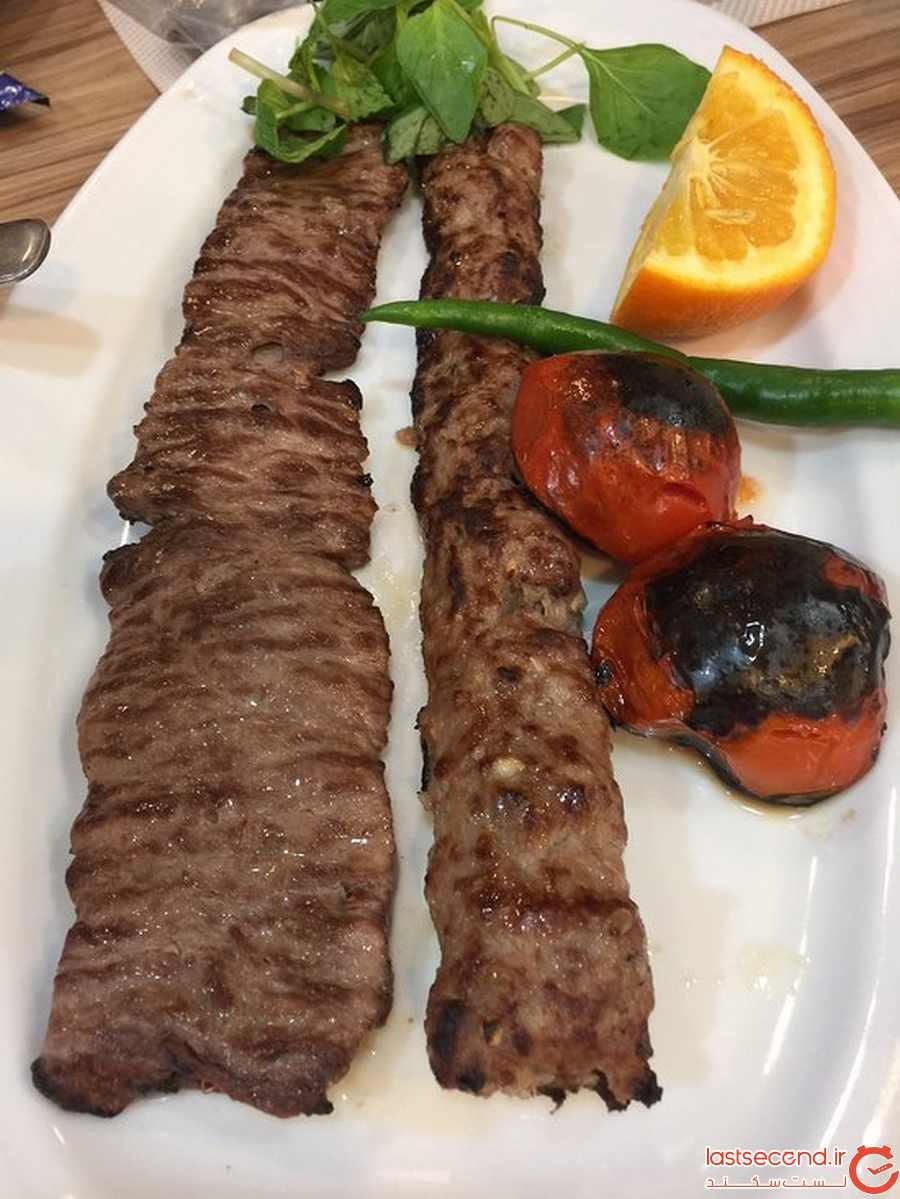 رستوران جلالی سردرود تبریز