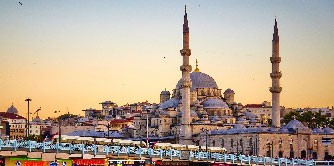 استانبول، شهر هفت تپه