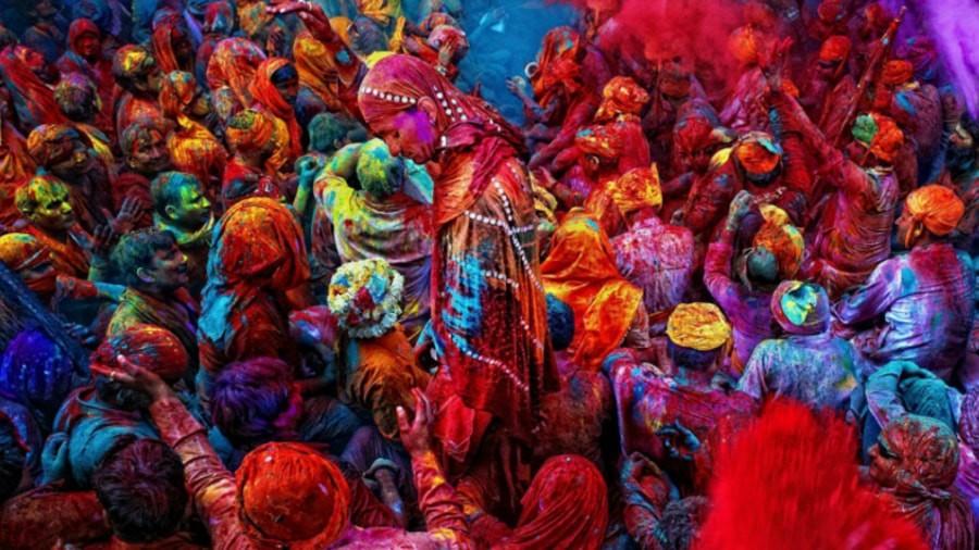 هند کشور رنگ ها و ادیان