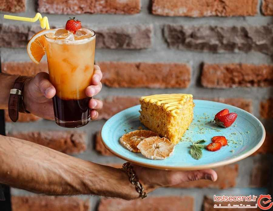 کافه و رستوران بارکد