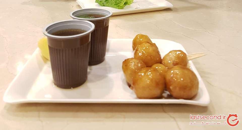 رستوران زمزم مندی دبی