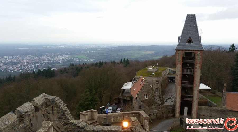 رازهای قلعه فرانکشتاین در آلمان