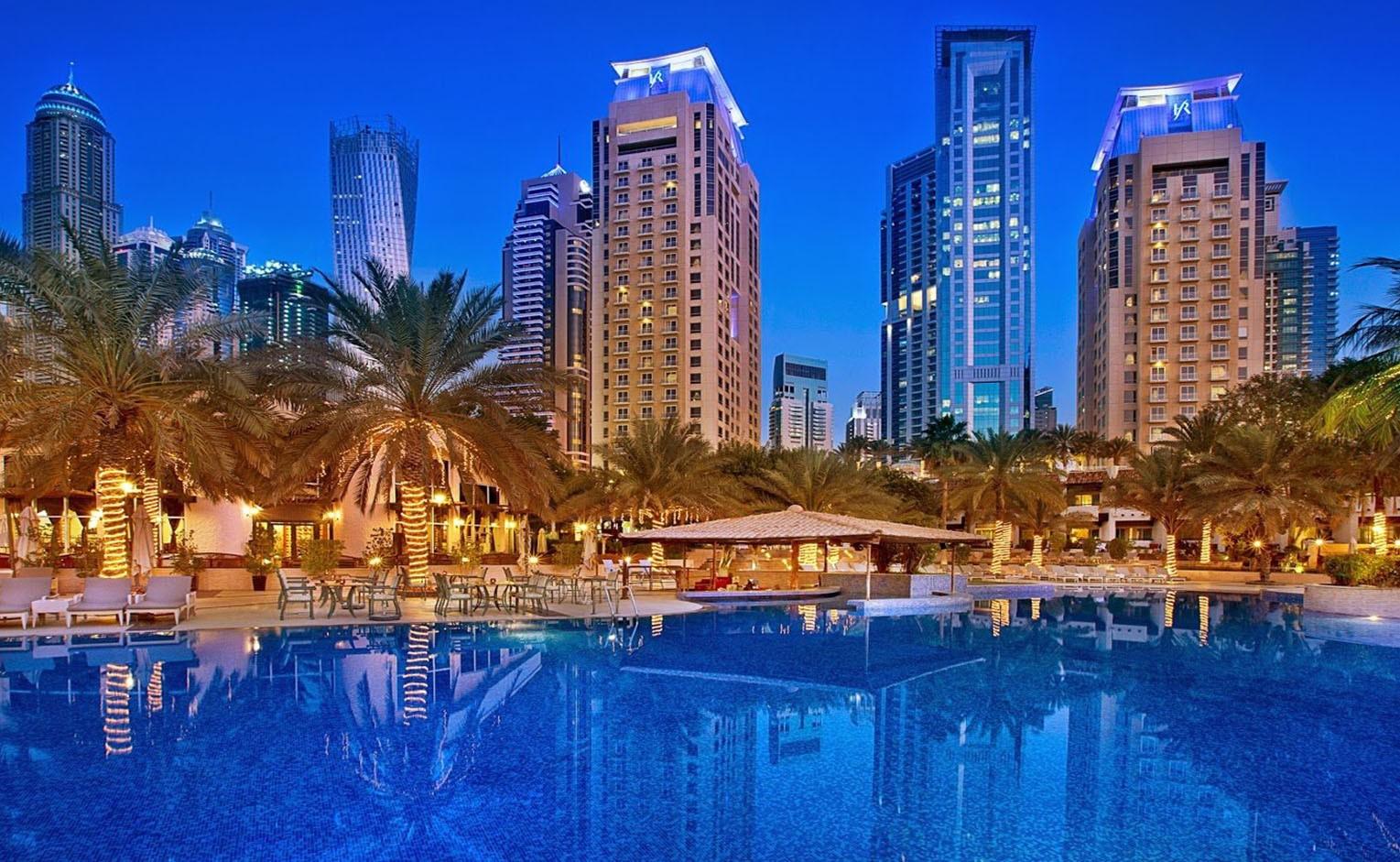 هتل لوکس هبتور گرند ، دبی + تصاویر