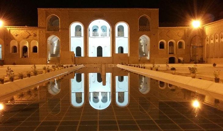 بزرگ ترین خانه خشتی جهان در رفسنجان