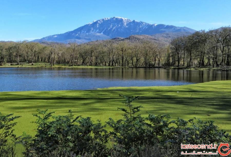 دریاچه حلیمه جان، عروس گیلان