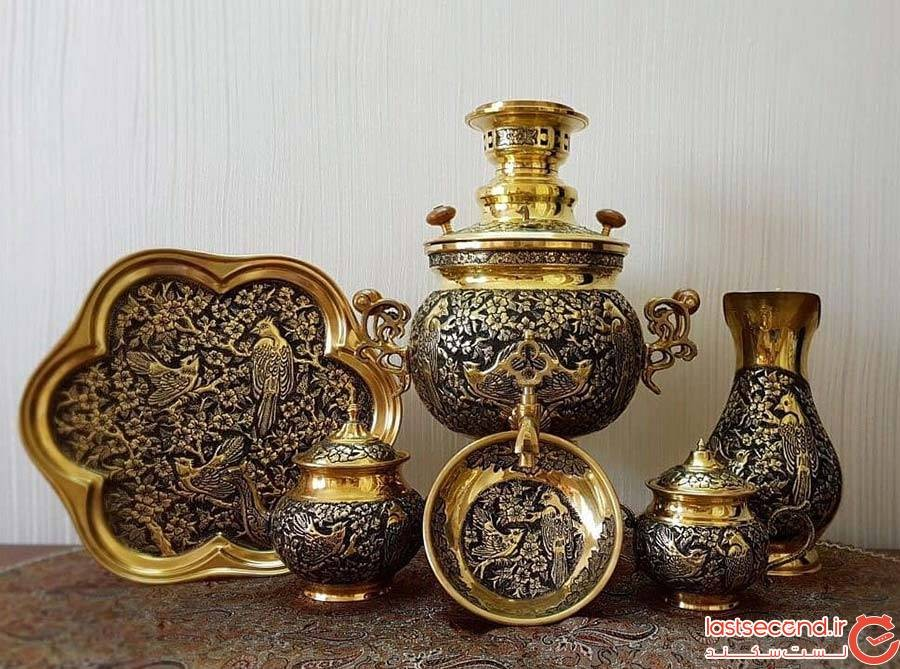 چای سماوری روسیه