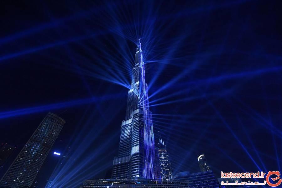 برج خلیفه، امارات