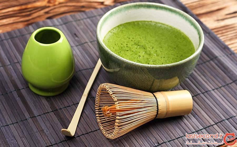 چای ماچا در ژاپن